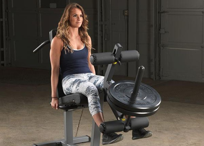 How To Choose The Best Leg Extension Machines