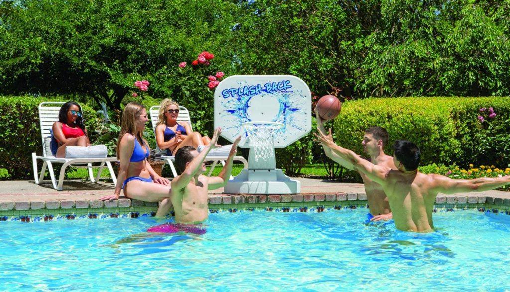 Best Poolside Basketball Hoop