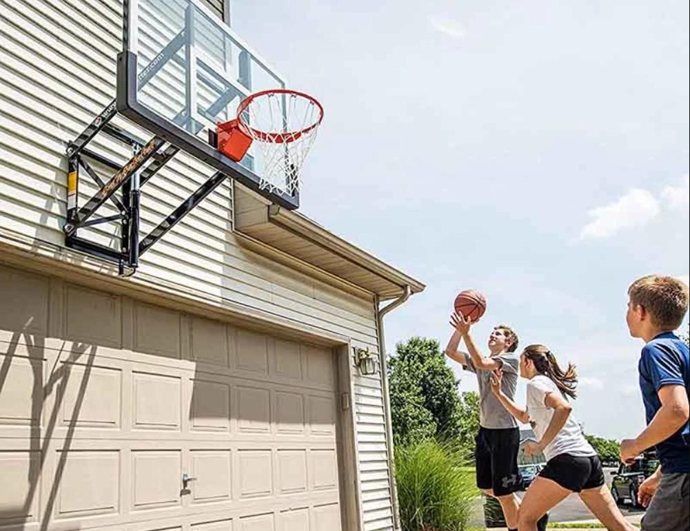 Choosing Home Basketball Hoop