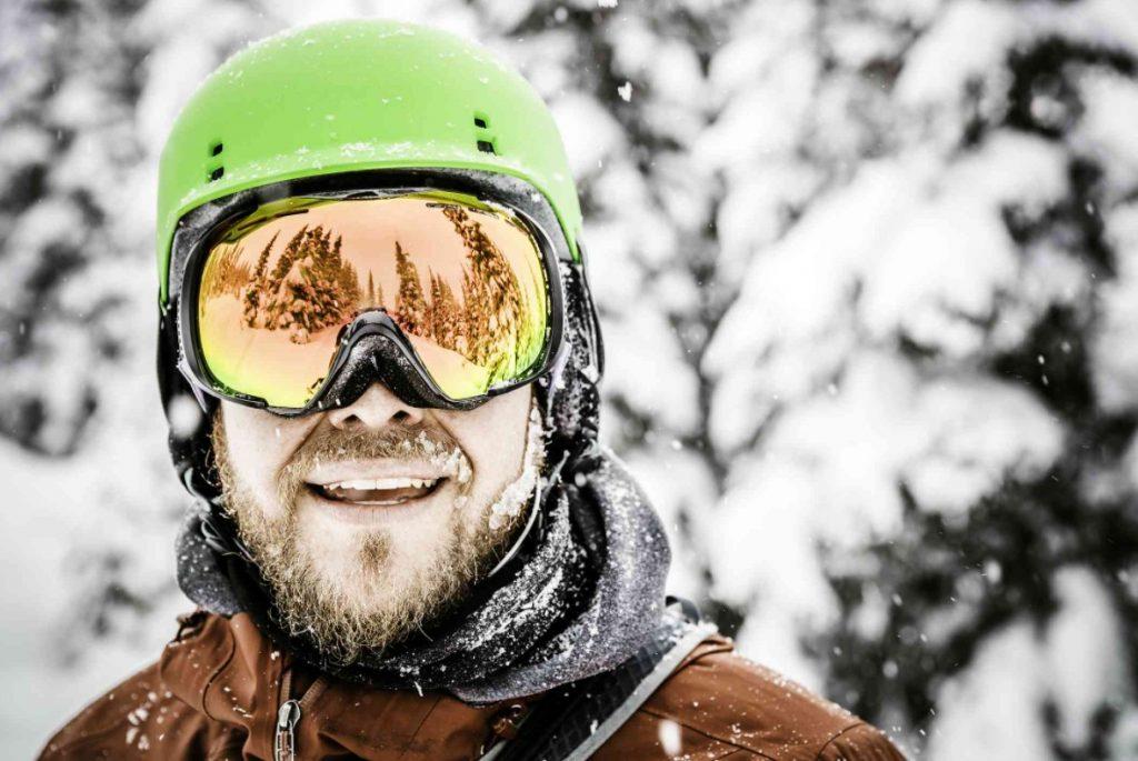 How Do I Fix Scratched Ski Goggles
