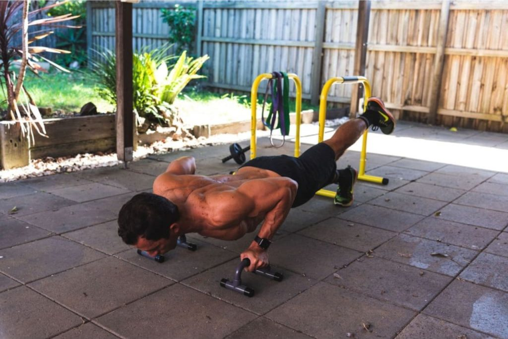 How To Choose The Right Push Up Bars
