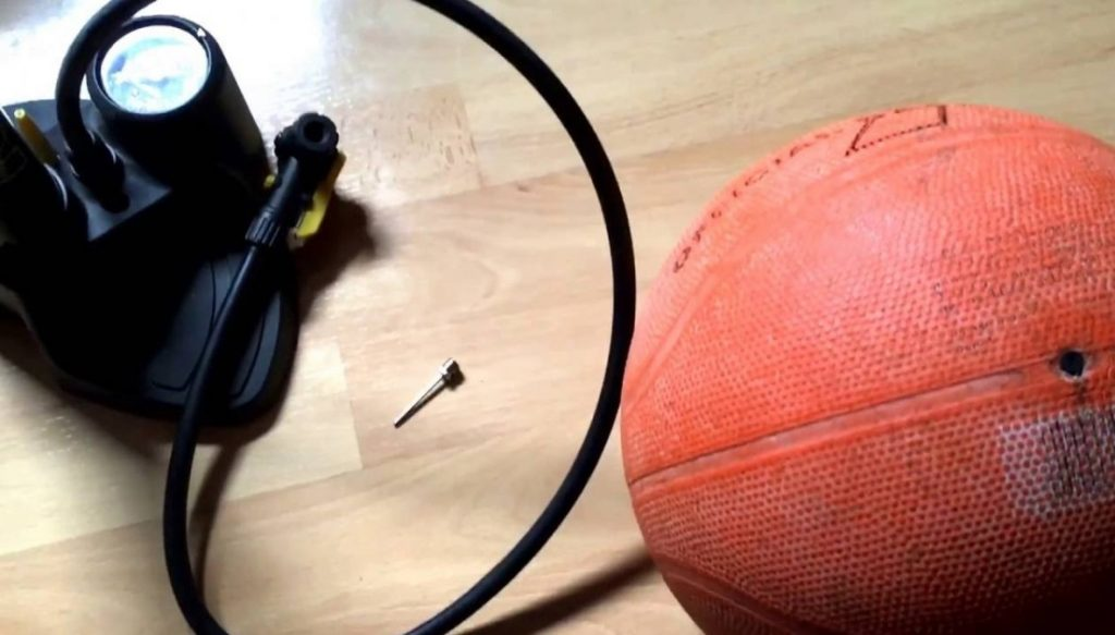 How To Inflate A Basketball?