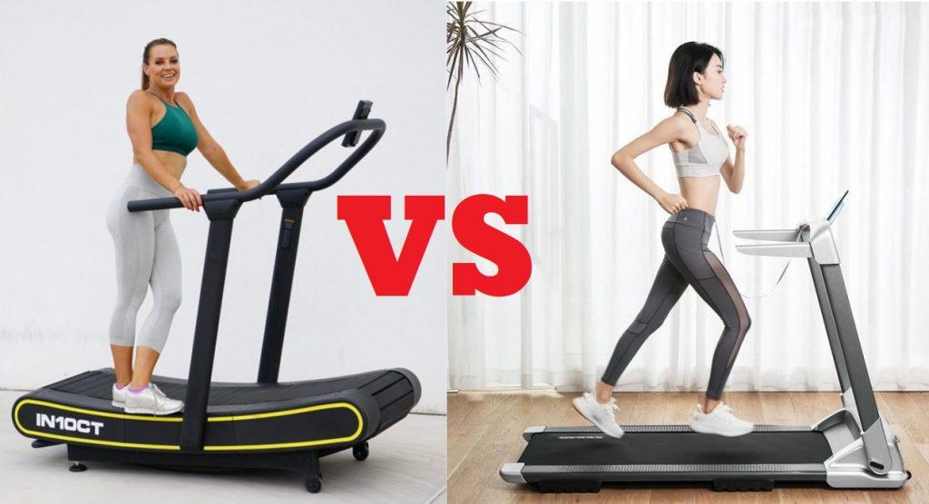 Motorized vs. Manual Treadmills